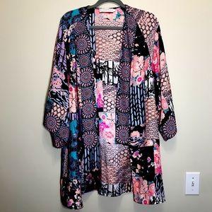 Alice & Trixie Silk Kimono